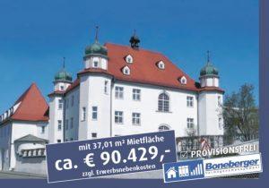 Pflegeimmobilien Kapitalanlage | Schloss Fellheim | Ulmer Straße 6 | 87748 Fellheim | Bayern