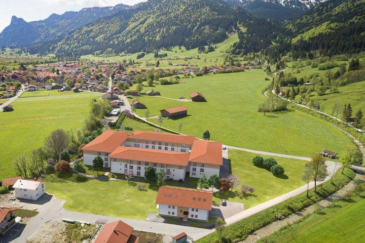Pflegeimmobilien Kapitalanlage   Pflegezentrum Unterammergau   Scherenauer Straße 20   82497 Unterammergau